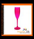 Taça Chandom Rosa Neon – Master Silk