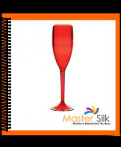 Taça Chandom Vermelha - Master Silk